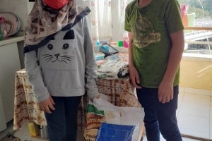 Gıda ve Temizlik Yardımı